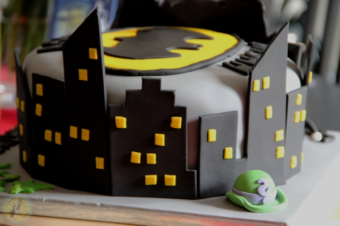 Batman Birthday Cake 02