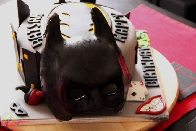 Batman Birthday Cake 07