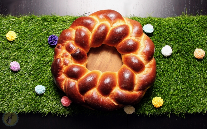 Easter Wreath 01
