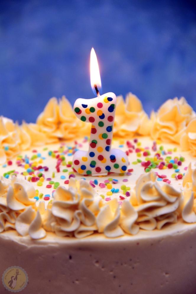 Vanilla Sprinkle Birthday Cake 03